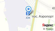 КДО АВИА КАРГО на карте