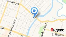 Эйс на карте