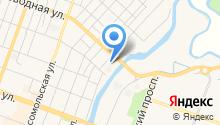 Рус-Глонасс на карте
