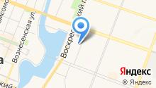 FF Studio на карте