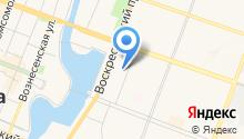 Ventura на карте