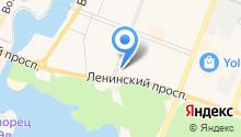 Лифтовое хозяйство, МП на карте