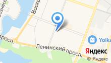 Адвокатский кабинет Пегашева Д.Л. на карте