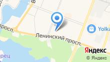 Profi+ на карте