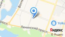 ALFA-LINK12 на карте