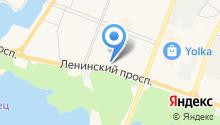 Банкомат, АКБ Вятка-банк на карте