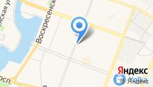 А-МЕГА на карте