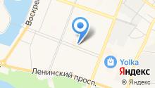 Дмитрий на карте