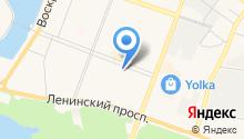 Азири на карте
