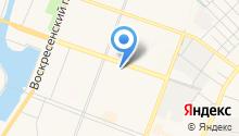 Айвика на карте