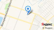 Балетная студия Эльвиры Большовой на карте