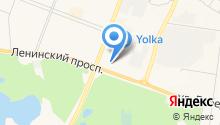 Opel на карте
