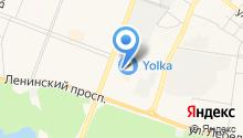 Ajika на карте