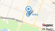 Yolka на карте