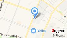 АРТ-Инструмент на карте
