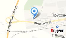 Астраханьнефтегазстрой на карте