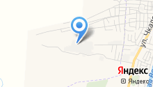 Астраханьоблгаз на карте