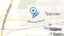 Фишпак на карте