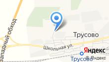 Дом Памяти на карте