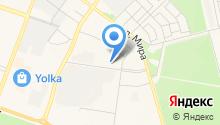 4 отряд ФПС по Республике Марий Эл на карте