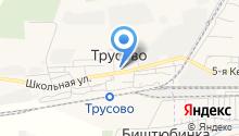 Средняя общеобразовательная школа №10 Наримановского района на карте
