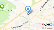 Sirius Service на карте