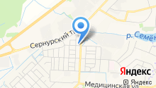 Автоэлектрик на карте