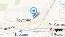 МСК-А на карте