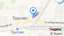 Астраханский завод Каскад на карте