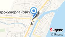 Продуктовый магазин на ул. Победы 69Б на карте
