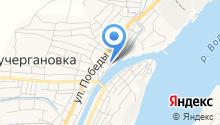 туристическое агентство интур на карте