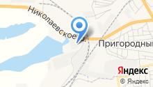 Оптово-розничный склад-магазин на карте