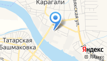 Центр аварийно-спасательных и экологических операций на карте
