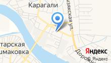 Магазин отделочных и хозяйственных товаров на карте