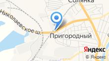 Астрафуд на карте