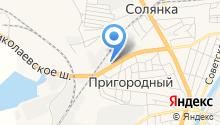 ЦПП-Юг на карте