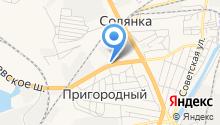 АстраСпецСнаб на карте
