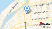 Alimpic на карте