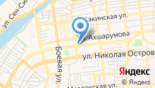 CDEK на карте