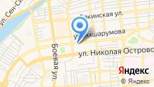 NORD-OST на карте
