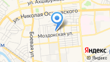 PowerAvto на карте