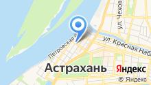 413 ВОЕННЫЙ ГОСПИТАЛЬ, ФГКУ на карте