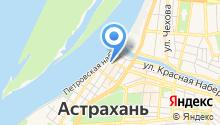 DXN Астрахань на карте