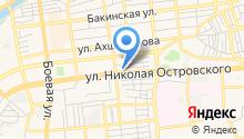 iStock на карте