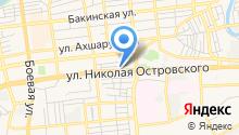 Fastfit на карте