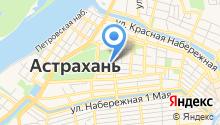 Al Pash Novomoskovskaya на карте