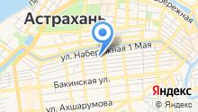 Eva telecom на карте