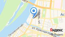 NotaDoor на карте