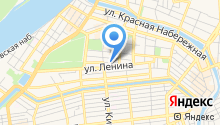 Loza на карте