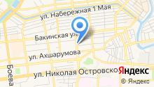 А.С.К. на карте